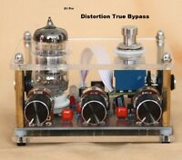 distortion a lampe True Bypass NEUF- TUBE distortion NEW