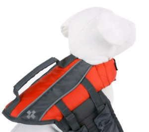 Top Paw Reflective Neoprene Life Jacket - Small dog 15 to 30 lbs