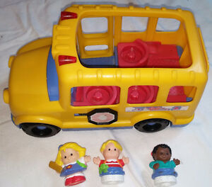 Fisher Price Little People Musical Lil Movers School Bus London Ontario image 1