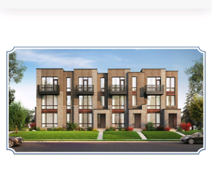 Free Hold town houses for Sale in Markham (21' towns)
