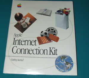 Apple Internet Connection Kit (NEW) (034-0039-A) - $7.00