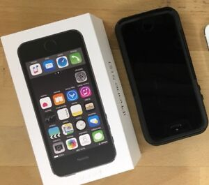 i Phone 5s 16GB for sale with OTTER case.