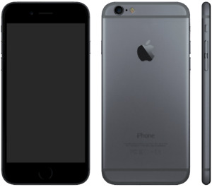 Iphone 6 64gb telus with Mophie case space grey