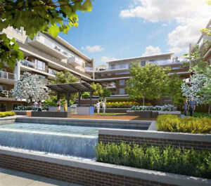Spacious Brand New 2br 2bath 1den Apartment -Richmond Lansdowne