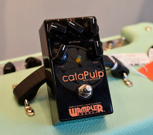 Wampler Catapulp Orange style Overdrive