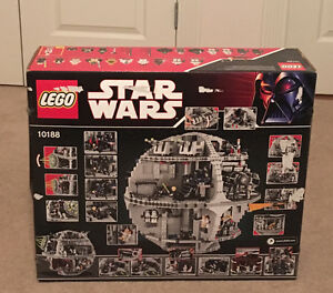 Lego Death Star set