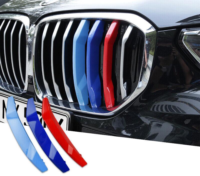 ABS BMW X5 G05 2019 Grillabdeckungen Streifen M Performance