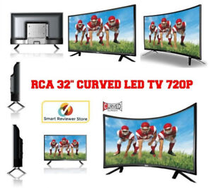 RCA 32 Curved LED HDTV, 720p Seulement 239$