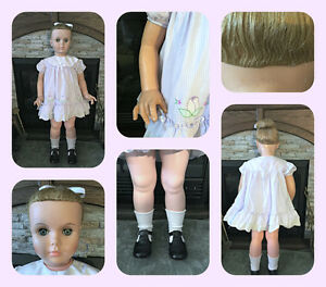 "Patti Playpal 36"" circa 1960 by Allied Grand Toys"