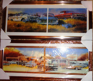 Vintage Pictures 1955-64 Chevy,s Pepsi Cola Cooler 49-56 Fords