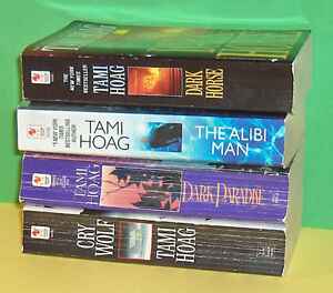 Lot of 4 Tami Hoag Paperback Pocket Novels Belleville Belleville Area image 3