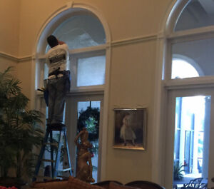 window cleaner needed for summer
