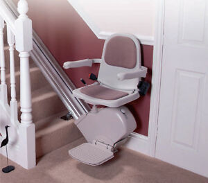 STAIRLIFTS RESIDENTIAL - Sales and installation Edmonton Edmonton Area image 8
