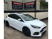 2017 17 FORD FOCUS RS 2.3 ECOBOOST 5DR MOUNTUNE M375 BHP FULLY LOADED RECALL W