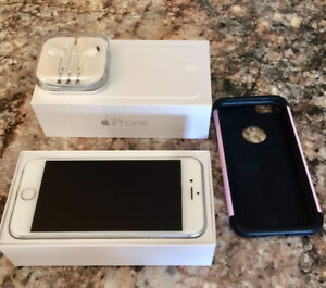 I-Phone 6, Silver 16g for SALE