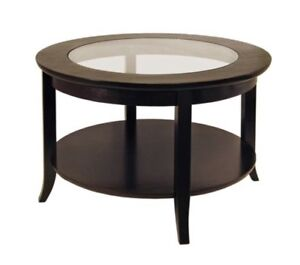 Coffee &  2 end tables