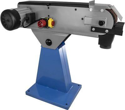 GÜDE 55107 Bandschleifer GBSM 150 4kW 400V Schleifmaschine Standschleifer