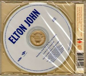 Elton John Tribute To Princess Diana CD (Brand New & Sealed)