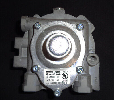 Lpg Regulator Garretson Beam T60-a-vn-n New Br-36a