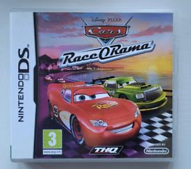 Nintendo DS Cars Race-O-Rama