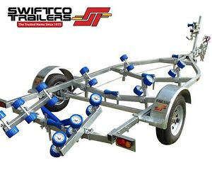 Swiftco 5m Boat Trailer Roller Type Buy from under $51 week Dandenong South Greater Dandenong Preview