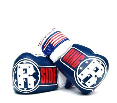 SALE ! ! !  Ringside Boxing MMA Limited Edition USA IMF Sparring Gloves - 16 oz