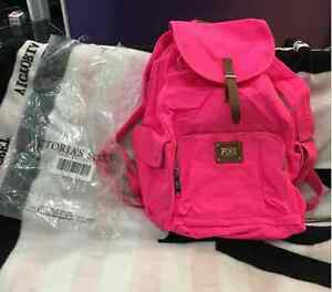 Victoria's Secret Love Pink Backpack