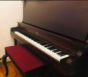 Piano for Sale *uRGENT* (Bench is included)