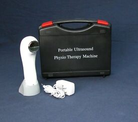 Physio Therapy Ultrasound Machine