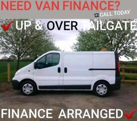 2012 VAUXHALL VIVARO CDTi ~ UP & OVER TAIL GATE ~ ONE OWNER ~ FINANCE ARRANGED