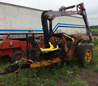 1997 Patu 915 Log loader