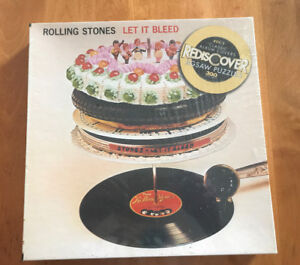 Rolling Stones Double Sided Puzzle New Let It Bleed