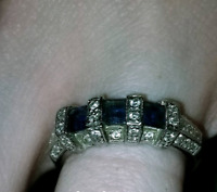 Lost ring! REWARD no questions asked