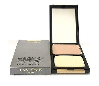 Lancome Maquilumine CremePowder Compact Makeup * Beige Bisque III * Nib