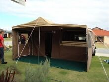 canvas canopy, frame and annexe Hillarys Joondalup Area Preview