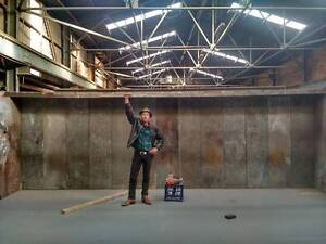 Workshop Spaces in Huge Warehouse Brunswick Moreland Area Preview