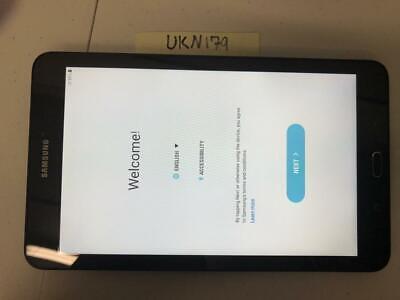 Samsung Galaxy Tab E SM-T377V 16GB, Wi-Fi + 4G (Verizon) ---- Black