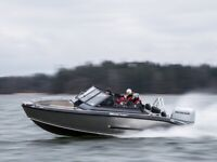 New Silver Eagle BRX Full Aluminium Boat - Unsinkable with 115hp Honda or Suzuki Outboard For Sale