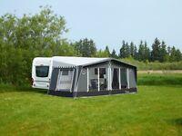 Isabella Capri Lux Awning fits 4 berth Caravan - 875cm
