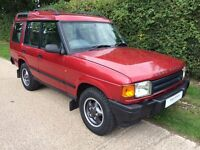 landrover discovery 300tdi, P reg, auto, full leather, mot august, 130k miles £795 kilmarnock