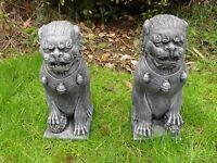 Foo Dogs (pair)