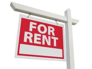Heated garage rental / storage space rent