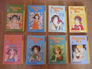 Marmalade Boy Manga, Complete Set Vol 1 - 8 Oxley Brisbane South West Preview