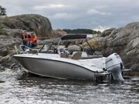 NEW Silver Shark BR Aluminium Hull - Unsinkable with 80hp Honda or Suzuki Outboard For Sale
