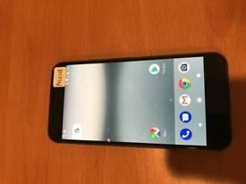 Google pixel black good condition