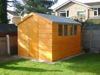 8ft x 10ft Shed Brand New!