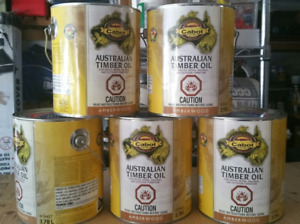 50% OFF Cabot Australian Timber Oil Deck Fence Stain - CHEAP!