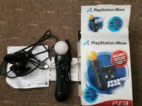 Ps3 move controller and ps3 eye camera