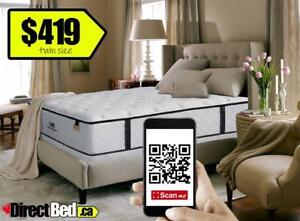 "BRAND NEW  Premium Luxury Mattress MSRP $1500, only $419 ""Sleep Like a Pro"" FREE, FAST Shipping"