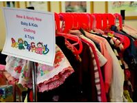 THE ULTIMATE BIG BABY & CHILDREN'S MARKET - ACTON HIGH STREET